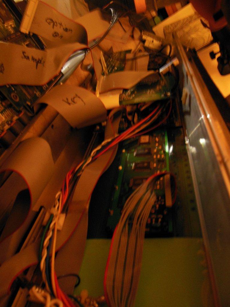 kurzweil cabling